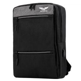 "Rucsac Laptop 15"" Wings BP30 Negru"